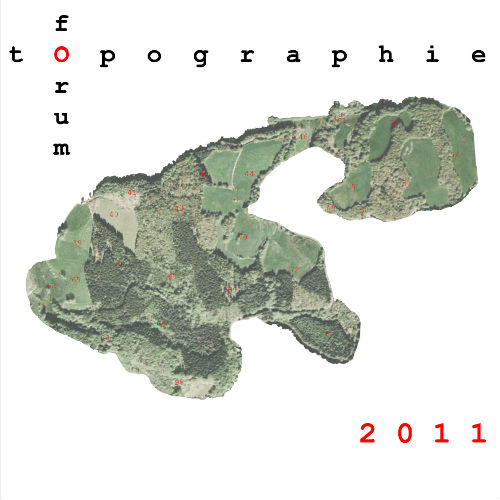 Carton d'invitation - forum topgraphie - 2011